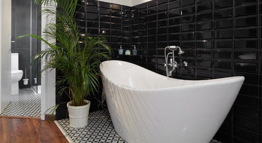 Bathroom Lu0027Appartement, Luxury Apartment Barcelona