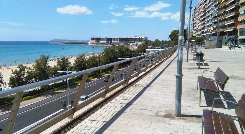 пляж Apartment Entre Mar y Castillo I