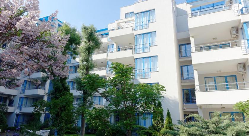 Visit Sunny Beach Iveta Apartment