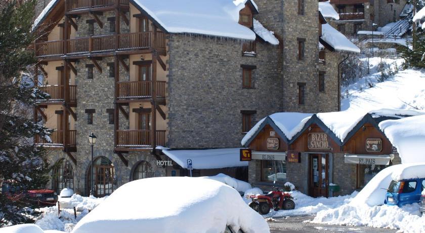 hoteles con encanto en huesca  484