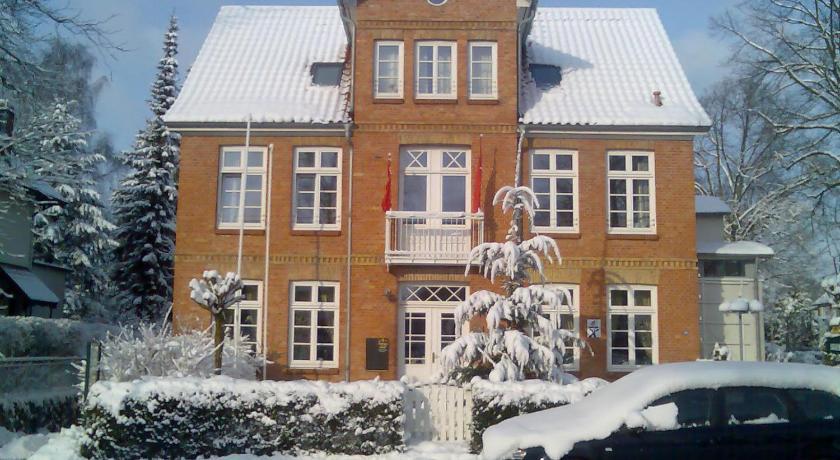 Hotel Bergedorfer Höhe Reinbeker Weg 59 Hambourg