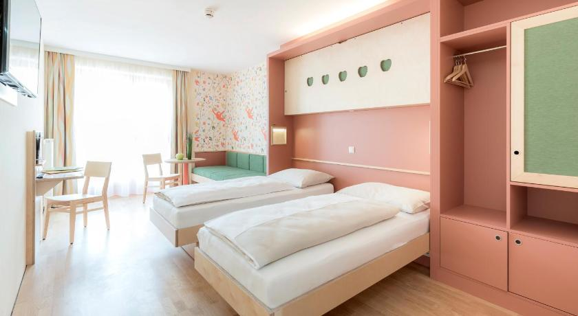 Single Room - Guestroom JUFA Hotel Stubenbergsee