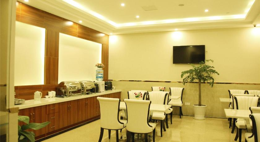 Restaurant GreenTree Alliance ChuZhou QuanJiao JiangHai New City Plaza Hotel