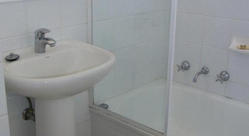 Bathroom Parramatta View Furnished Apartments