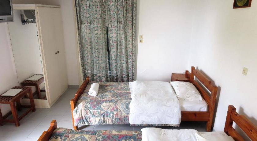 Budget Double or Twin Room - Guestroom Hotel Avrilios