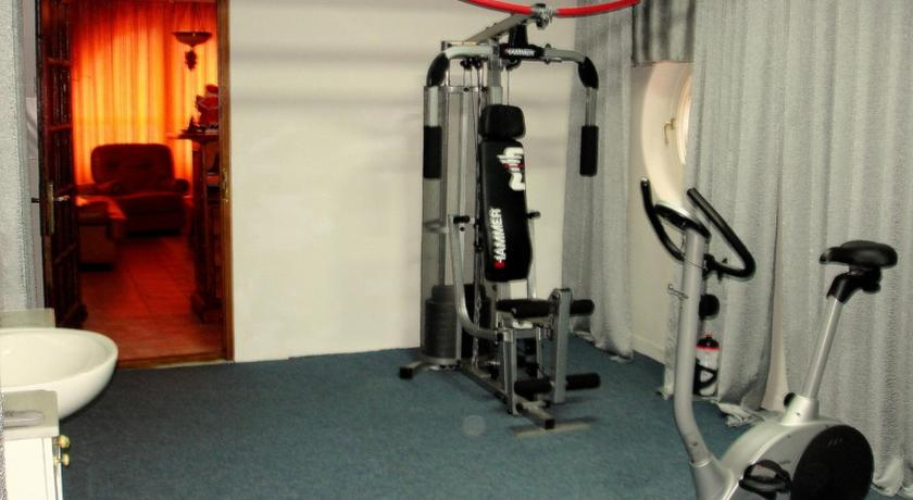 Fitness center Villa-Hotel Escala
