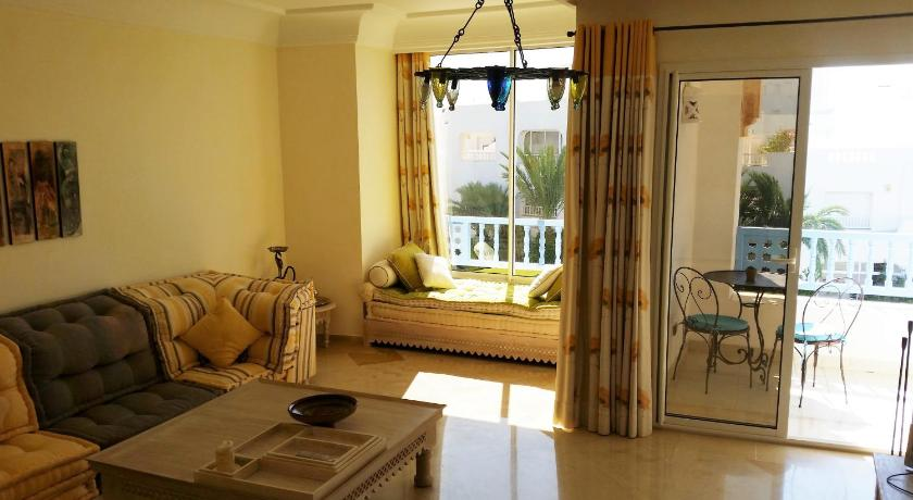 More about Apartment in La Marina Hammamet