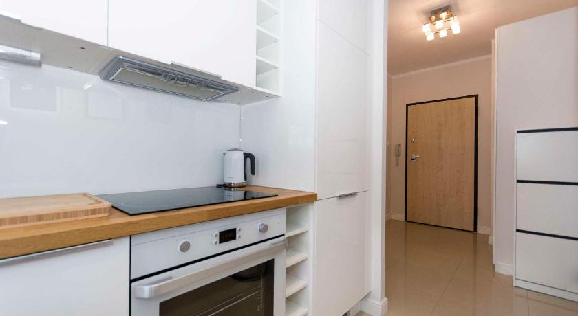 Apartment - Al. Jana Pawla 1G/60 INApartments Aviator