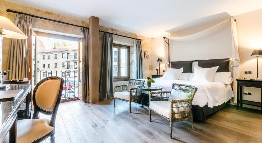hoteles con jacuzzi en la habitaciÓn en Salamanca  Imagen 32