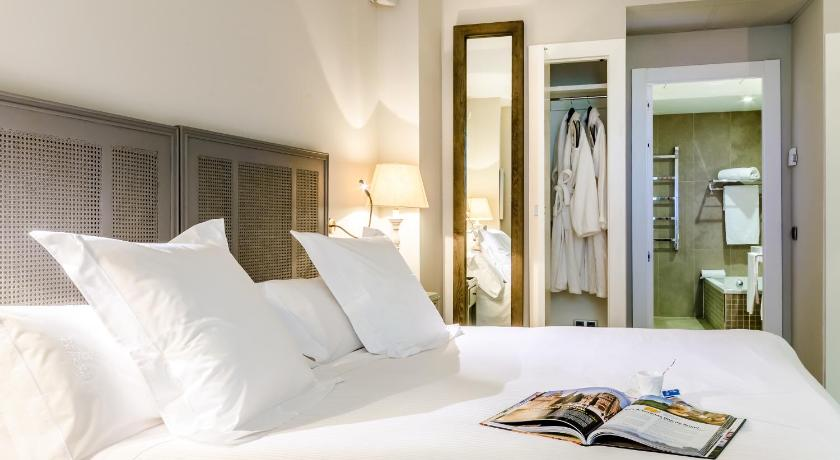 hoteles con jacuzzi en la habitaciÓn en Salamanca  Imagen 37