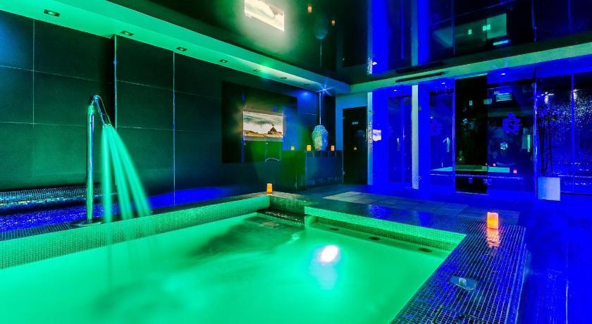 hoteles con jacuzzi en la habitaciÓn en Salamanca  Imagen 44