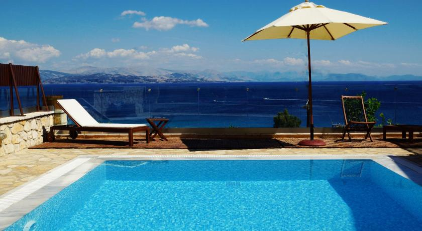 Swimming pool Villa Artemis