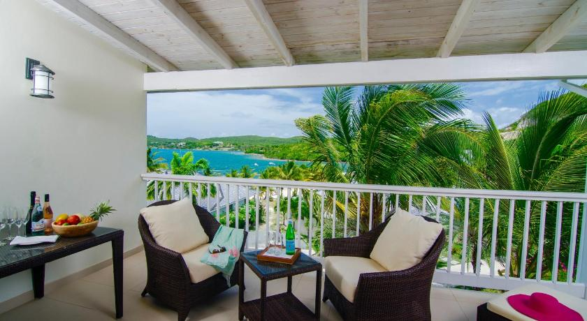 Deluxe Suite - Balcony/terrace Nonsuch Bay Resort - All Inclusive