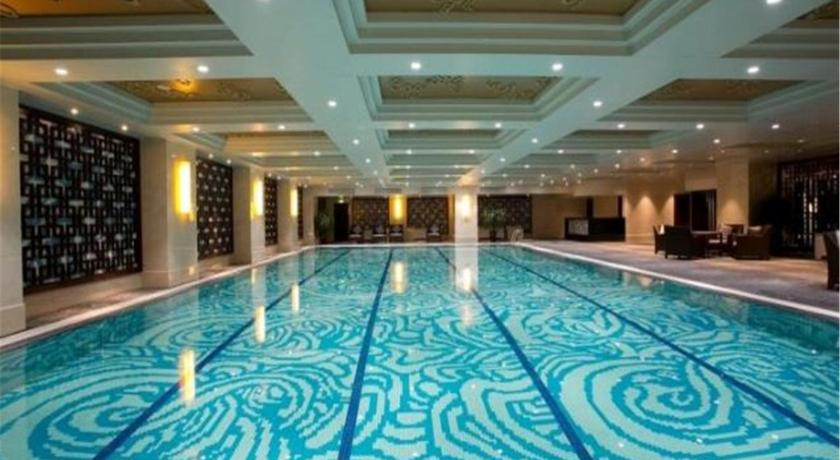 Swimming pool Taian Lanhai Yuhua Hotel