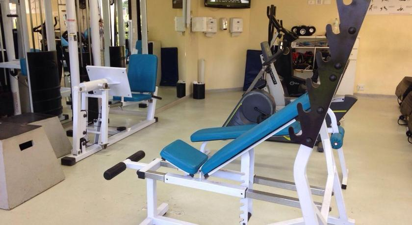 gimnasio Barra Special Apartment