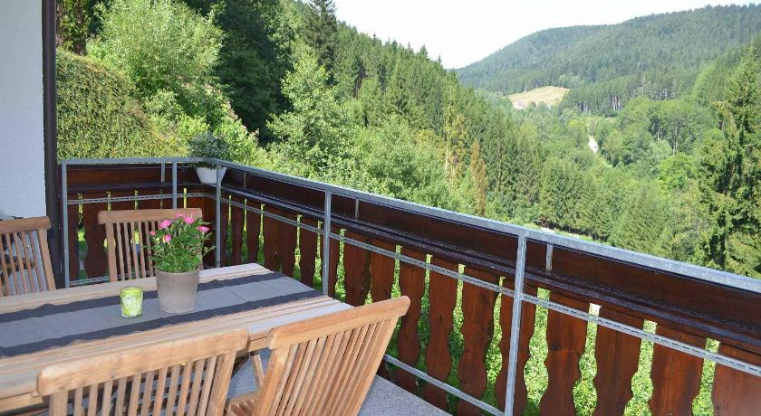 Balcony/terrace Apartmenthaus Fronwald
