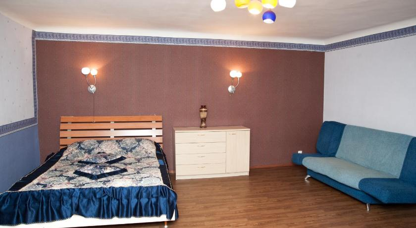 Apartment Maksim Gorky Square