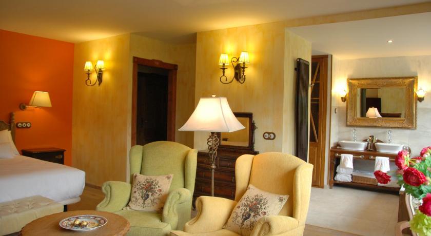 habitaciones con cama dosel en Huesca  Imagen 69