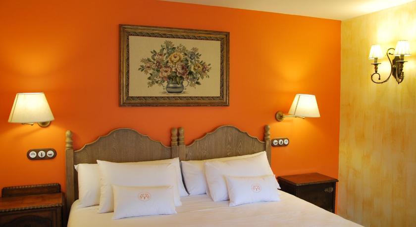 habitaciones con cama dosel en Huesca  Imagen 73