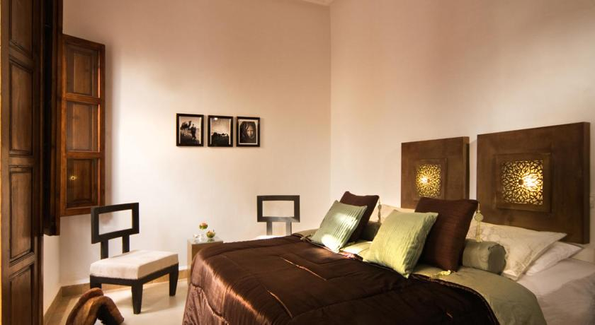 Mint Double or Twin Room - Pokoj pro hosty Riad Chayma Marrakech