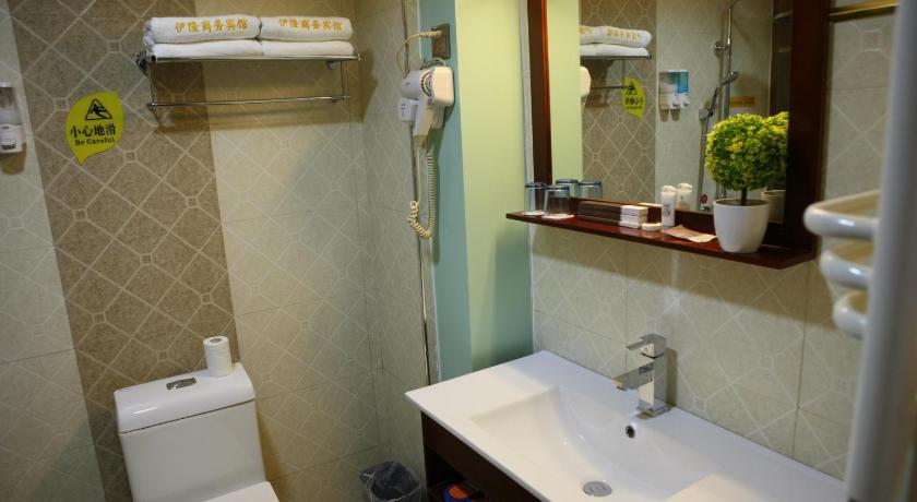 Bathroom Yilong Business Hotel