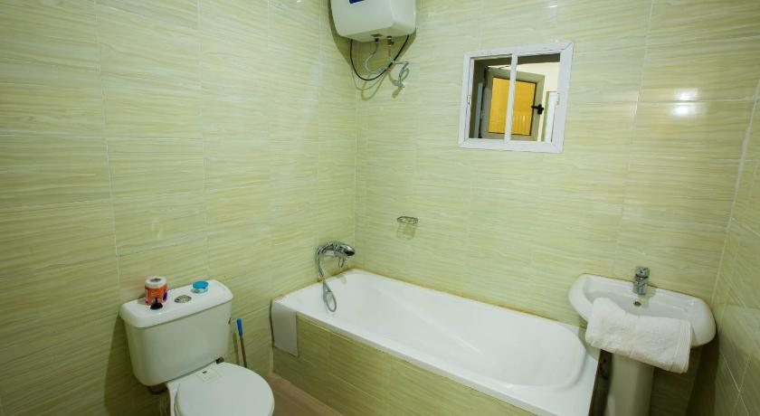 Baño Frankeyz Haven Suites