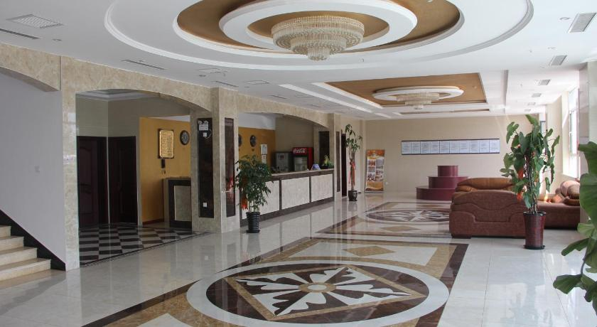 Lobby Changli Yuncheng Business Hotel