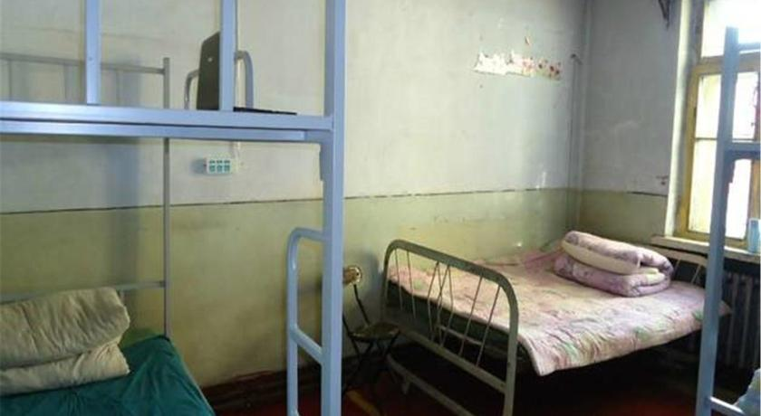 Mainland Chinese Citizens - Bunk Bed in Male Dormitory Room  - Pohled zvenku Harbin Yuanshijia Youth Hostel Minsheng Road Branch
