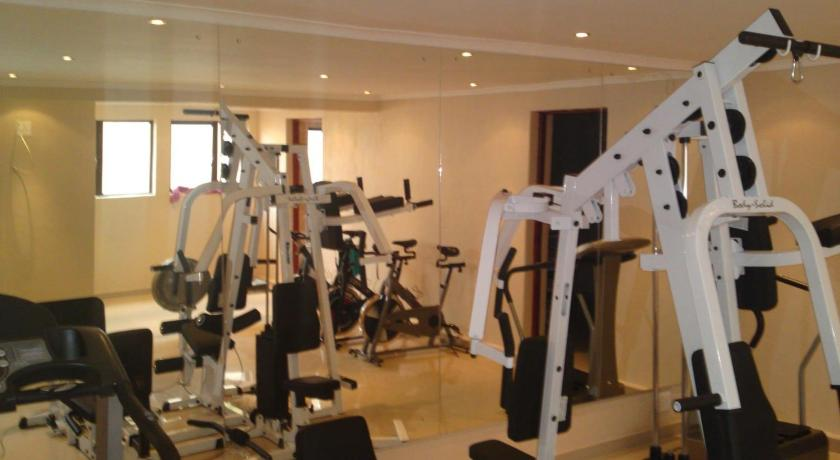 Fitness center Live My Africa