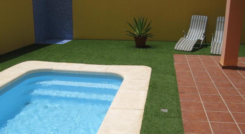 Swimming pool Villas Las Norias