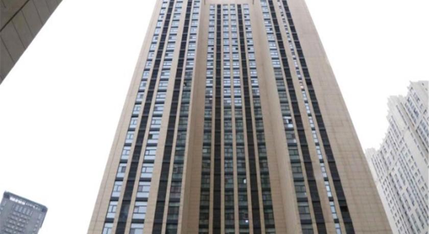 Vchod Harbin Weilan Apartment