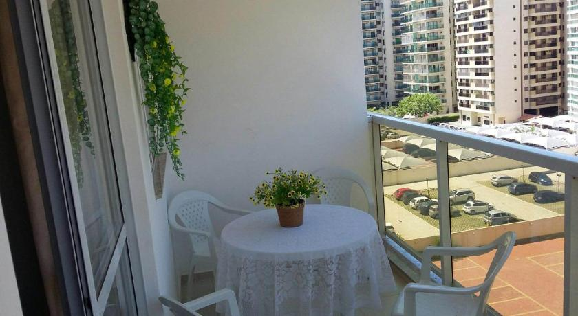 2 Bedroom ensuit apartment in Rio - Barra da Tijuca