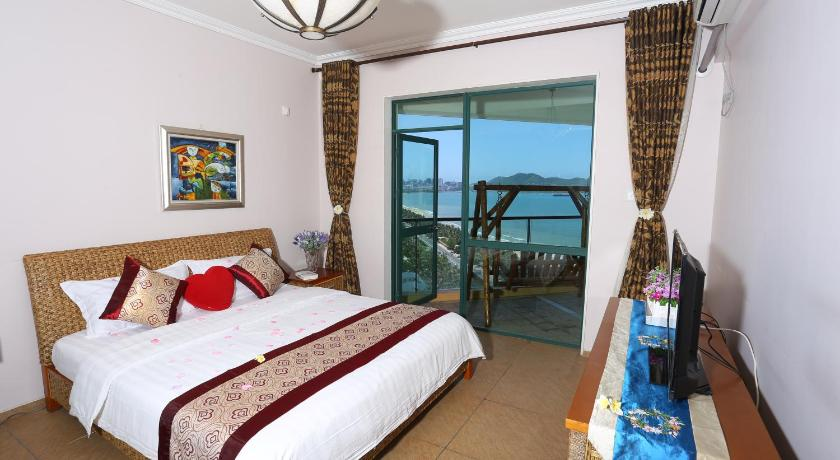 Se alle 64 billeder Sanya Romantic Seaview Apartment