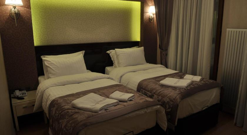 Septimum Hotel Hocapasa Mah. Orhaniye Cad. No:29 Sirkeci Istanbul