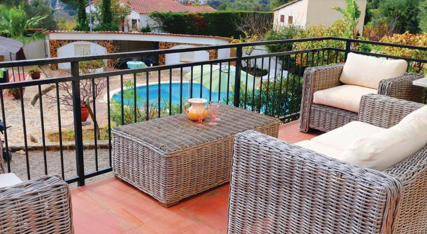 Holiday Home Vall-Llobrega with Fireplace I