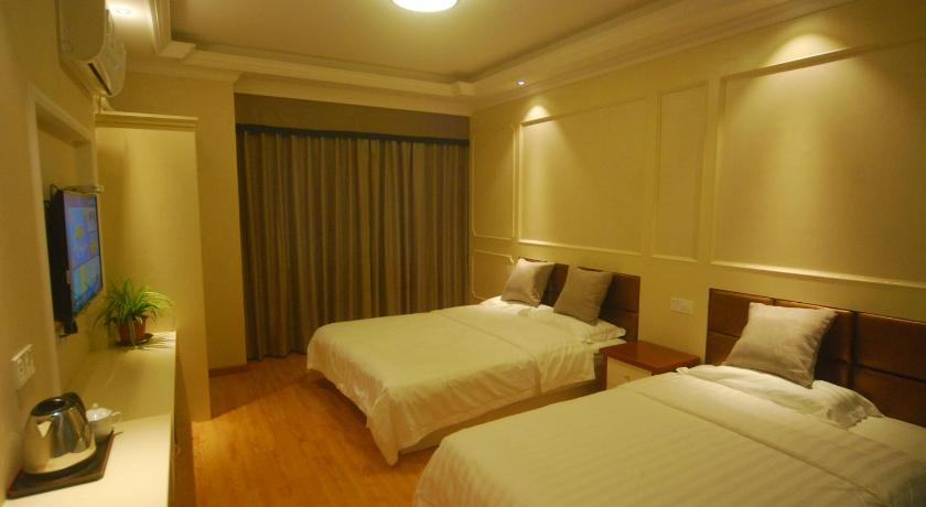 Mainland Chinese Citizens - Twin Room with Sea View Zhoushan Zhujiajian Chaoyangge Fishing Stay