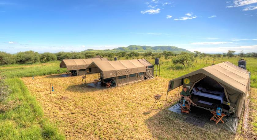 More about Kananga Special Tented Camp