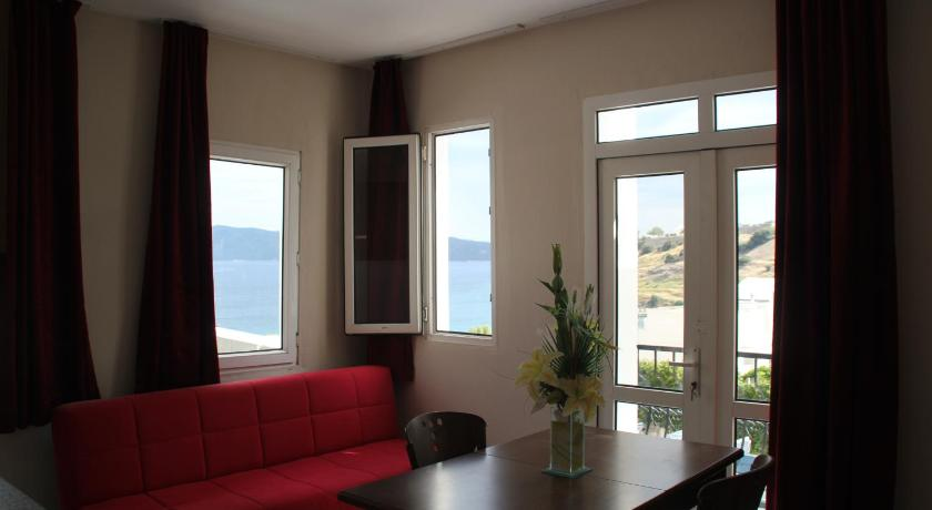 Apartment with Sea View Bodrum Cevdet Apart