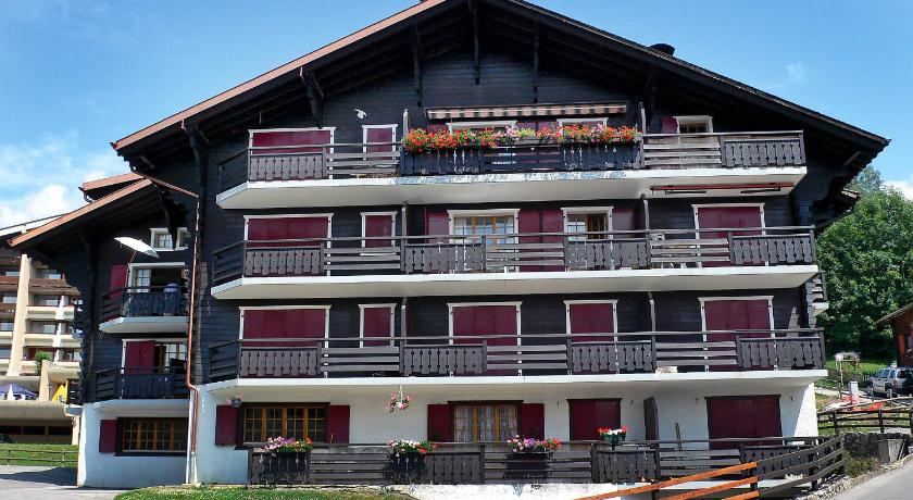 Apartment Le Manoir Villars-sur-Ollon