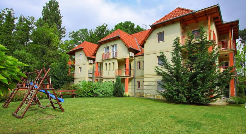 Apartament d'Una Habitació Apartment Balaton A2008