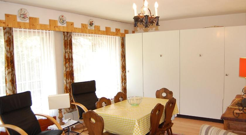 شاهد صورنا الـ24 Apartment Platanes JBEL Nendaz Station