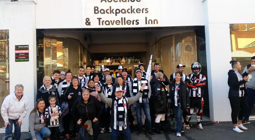 Adelaide Backpackers and Travellers Inn