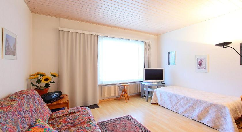 Apartament d'Una Habitació Apartment Le Farinet.2