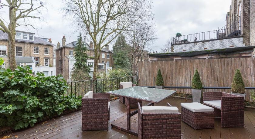 Balkon onefinestay - South Kensington private homes III