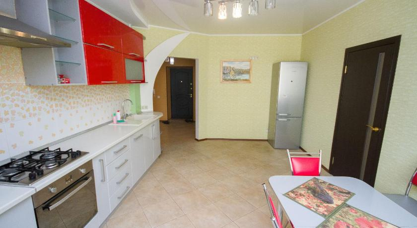 Apartment on Mordovskaya 35