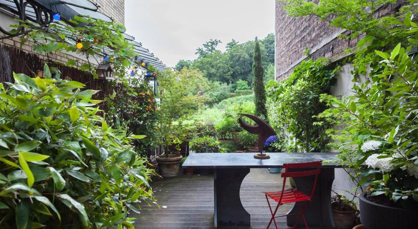 شرفة/ تراس onefinestay - Montmarte-South Pigalle private homes II