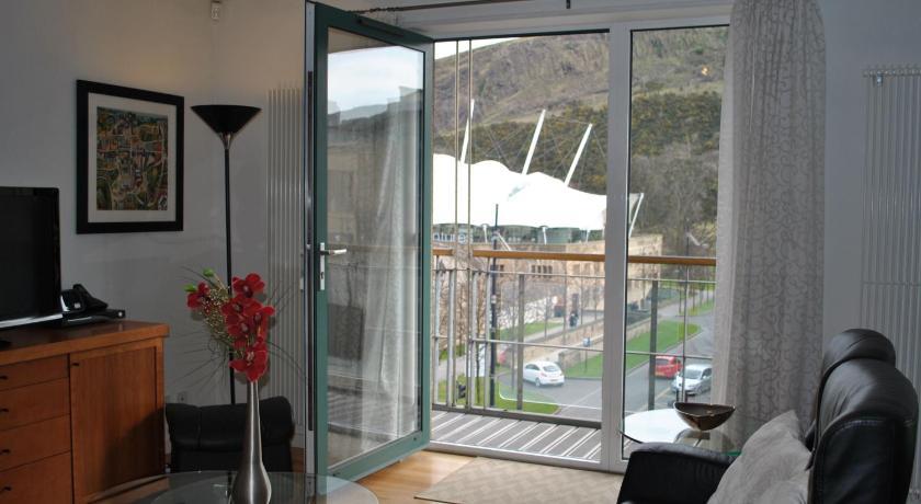 Dreamhouse Apartments Edinburgh Holyrood Park The Park, 89 Holyrood Road Edimburgo