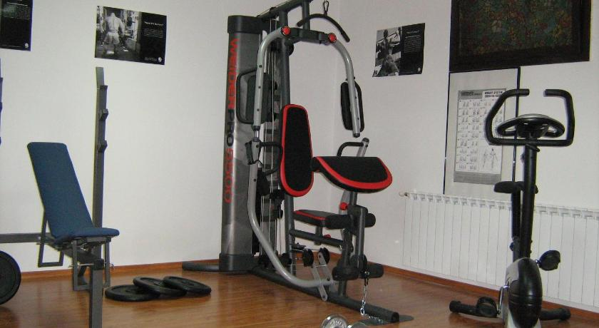 fitness centrum Family Hotel Emaly 2