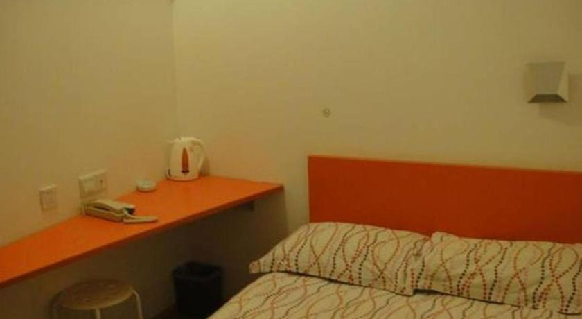 Mainland Chinese Citizens -Budget Double Room B    - Guestroom Pod Inn Wuxi Wu'ai Plaza Subway Station