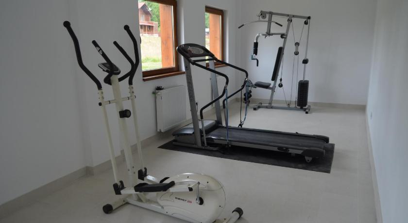 Centre de fitnes Pension Doru